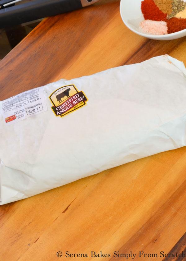 4 pound Certified Angus Beef ® brand Boneless Chuck Roast