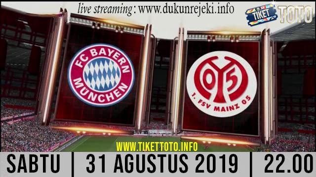 Prediksi Bayern Munchen Vs FSV Mainz 31 Agustus 2019