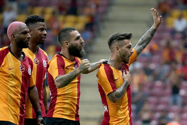Hazırlık Maçı | İstanbul'da Panathinaikos'u mağlup ettik.