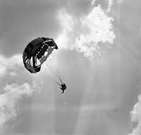 Leo Herrera parachutist Kerrville Texas 1968