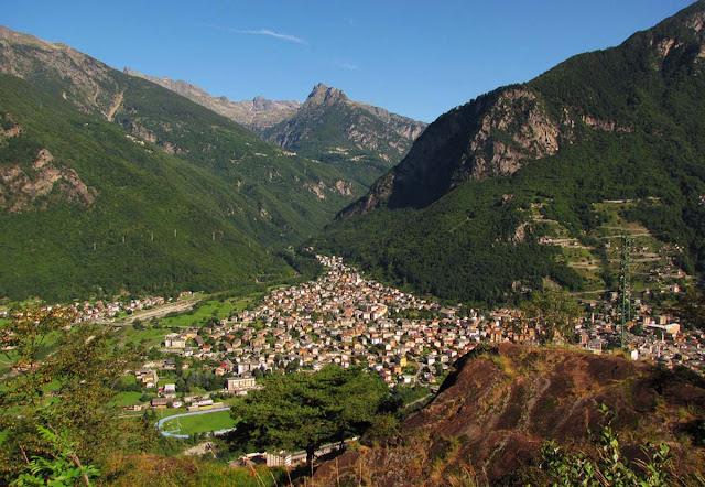 Foto de Chiavenna - Itália