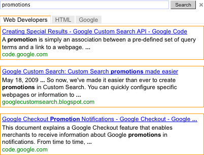 Google Custom Search (CSE) - All Features with Pros and Cons