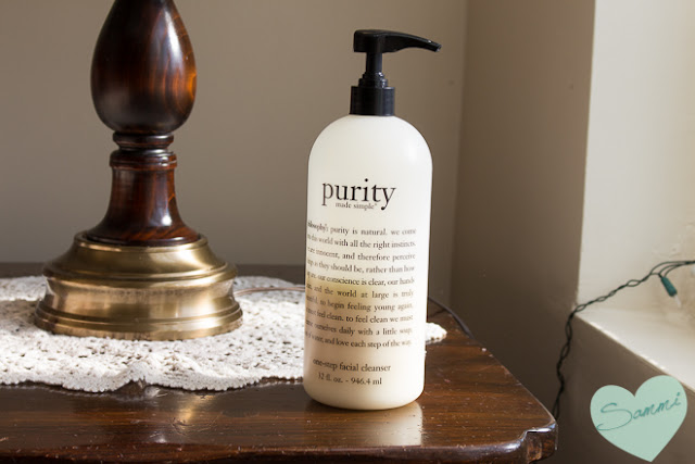 Beauty Buff Favorites of 2015: Skincare: Philosophy Purity Made Simple Cleanser