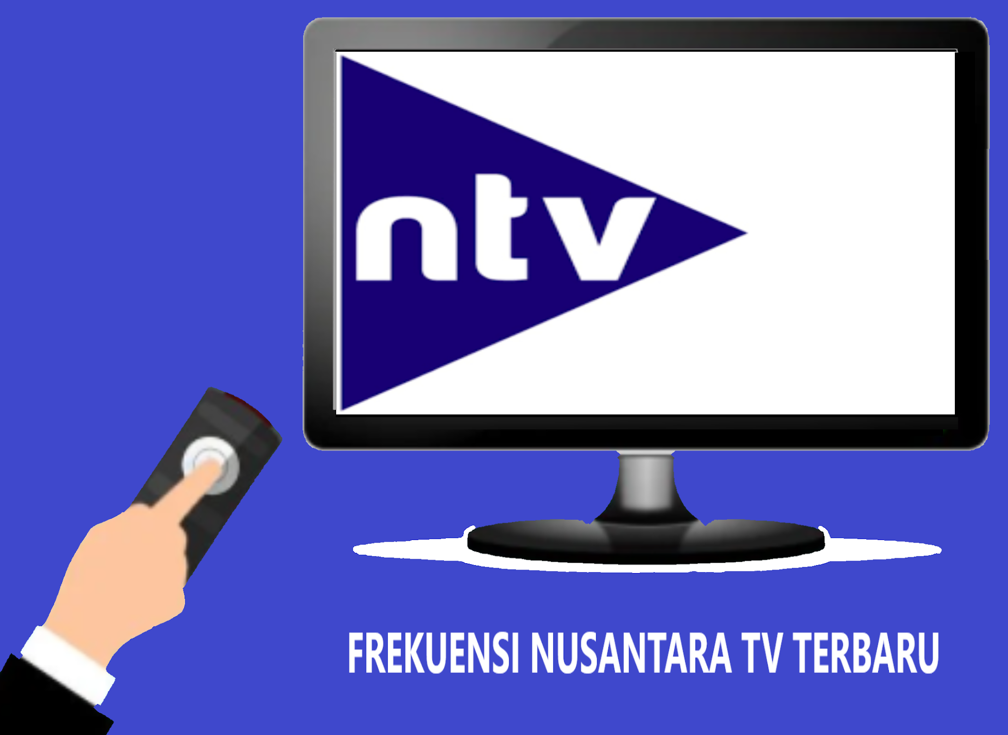 Frekuensi Nusantara TV Terbaru Di Telkom 4 Update 2020