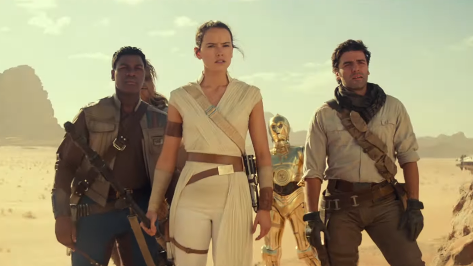 Star Wars 9 In the new trailer