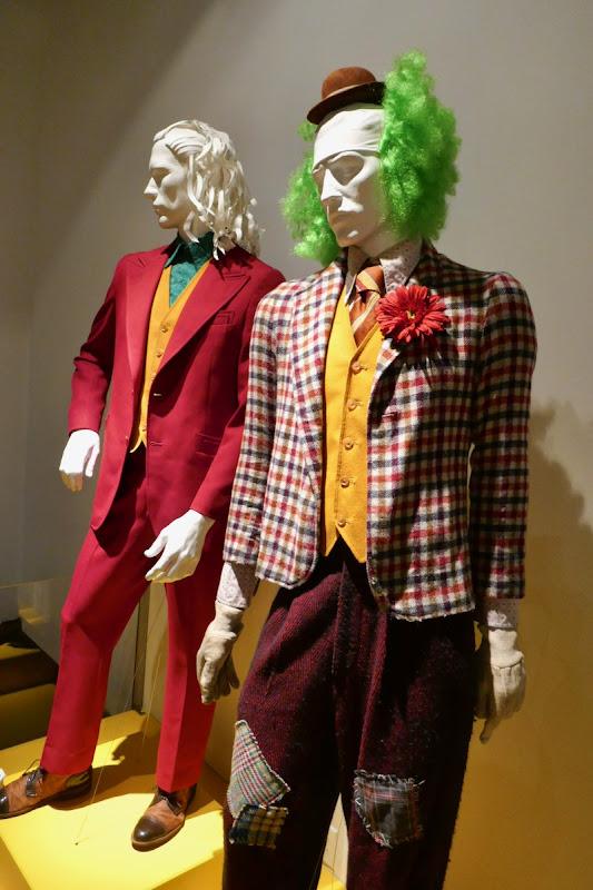 Joker movie costumes