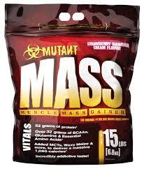 Gambar Kemasan Mutant Mass 15 Lbs