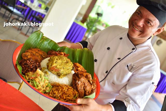 Nasi-Ambeng-Ponderosa-Golf-Club-Johor-Bahru-JB