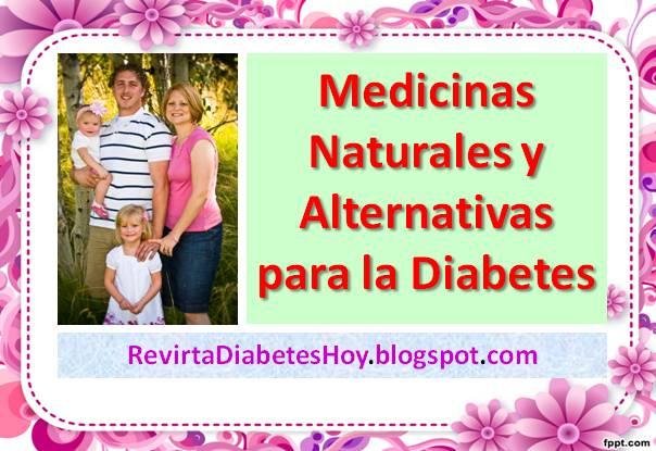 remedios naturales para bajar el azucar en la sangre
