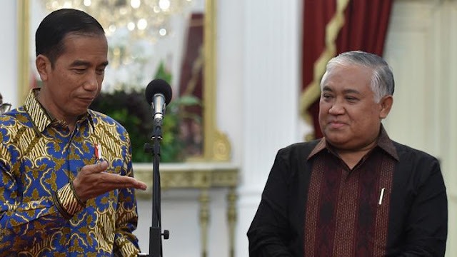 Prabowo Sebut Indonesia Bubar 2030, Din Syamsudin: Tidak Akan