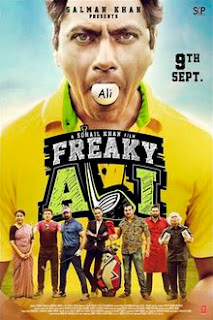 Download Freaky Ali (2016) Hindi Full Movie 480p [400MB] | 720p [1GB] BluRay