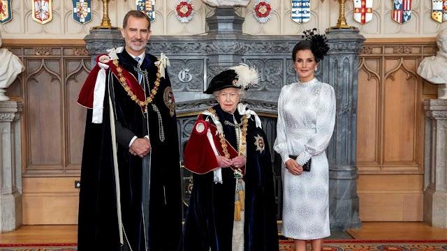 La Orden de la Jarretera, breve historia de la máxima distinción otorgada por la Corona británica