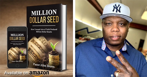Allen Brown, author of 'Million Dollar Seed'