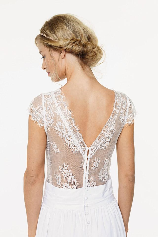 Vestidos novia bohemios baratos