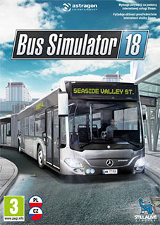 Bus Simulator 18 + DLCS Torrent (PC)