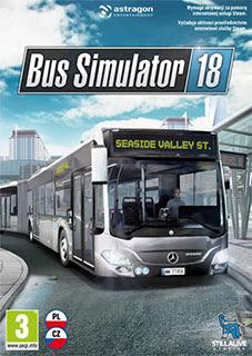 Bus Simulator 18 + DLCS Torrent (PC)