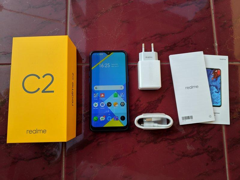 Paket Pembelian Realme C2