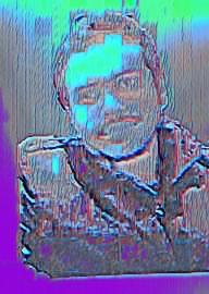 Cartoon look image