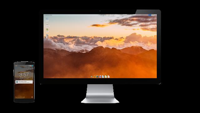 Lançada a versão 0.3 do sistema Maru OS!