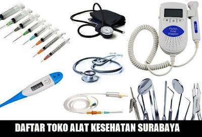 distributor alkes, alat dokter, alat laboratotium di Surabaya