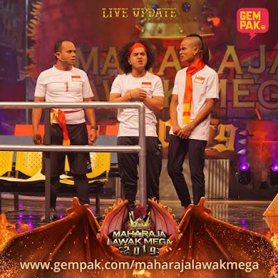 Maharaja Lawak Mega 2019 Minggu 4 Full PART 2