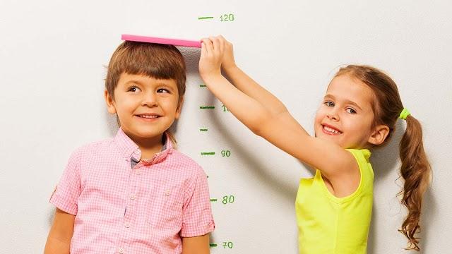 Ύψος: Η διατροφή που κόβει πόντους από το ανάστημα των παιδιών και αποδυναμώνει τα οστά