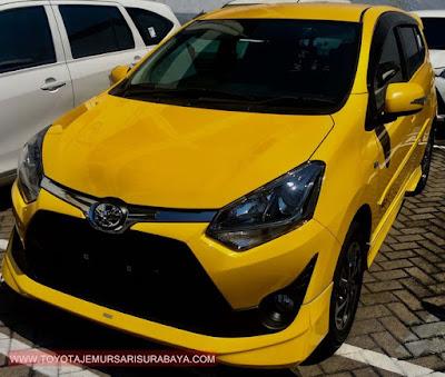 spesifikasi new agya trd all yaris harga facelift 2017 di surabaya tlp wa 082234901951 toyota