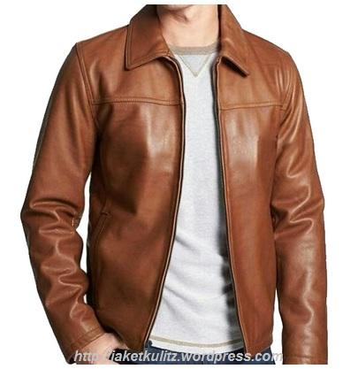 Jaket Kulit Pria Model Kerah 62cdc82024