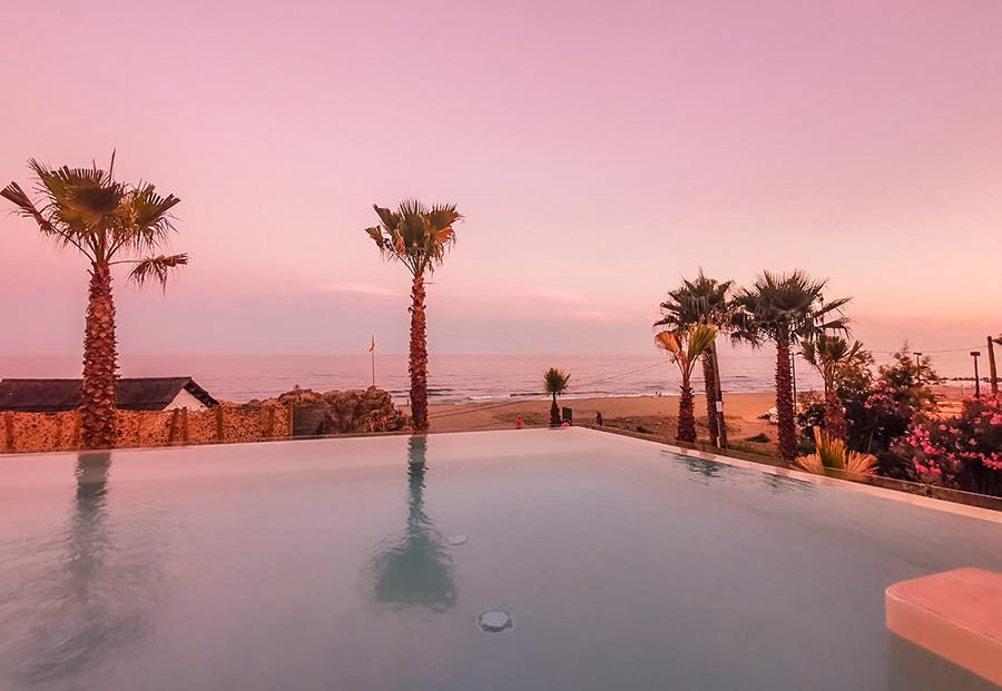 The Beach Club Higueron, kuva Ilkka Lavas