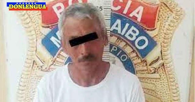 Sexagenario Chavista detenido tras abusar salvajemente de una menor de 4 años