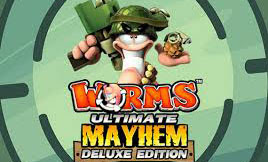 Worm Ultimate Mayhem Deluxe Edition - Free Download PC Game