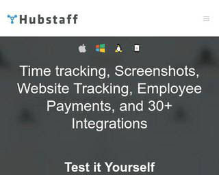 HubStaff-best time-tracking business mobile apps-320x256