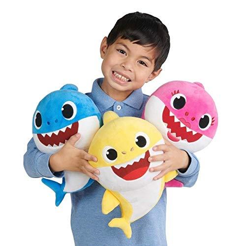 2019 Baby Shark Plush Singing Plush Toys Music Doll English Song Toy Gift NEW
