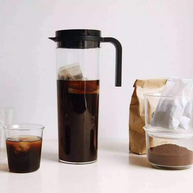 Disposable Cold Brew Coffee Bags