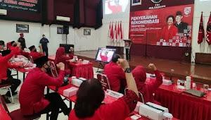 Resmi, PDIP Rekom H. Andi Kaswadi Razak dan Lutfi Halide Untuk Pilkada Soppeng 2020