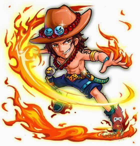[Chibi] Bộ ảnh chibi One Piece siêu cute cho Fan