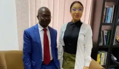 Actress Tonto Dikeh Gets An Appointment In Buhari's Government