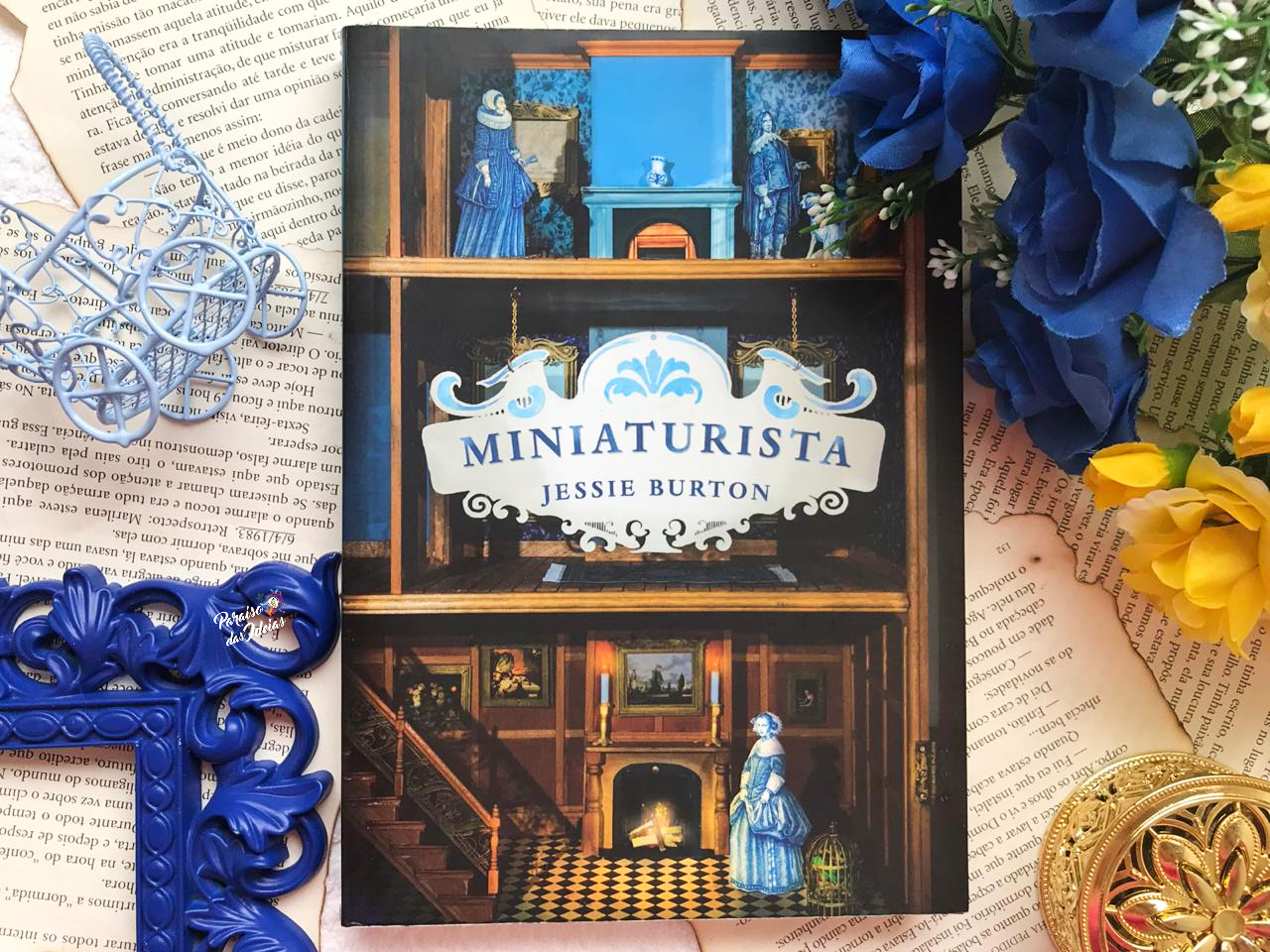 Miniaturista || Jessie Burton