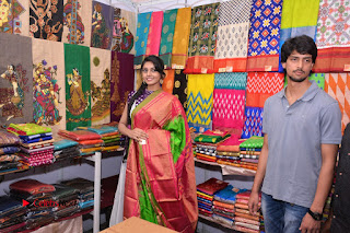 Telugu Actress Veena Inaugurates Silk India Expo  0029.jpg