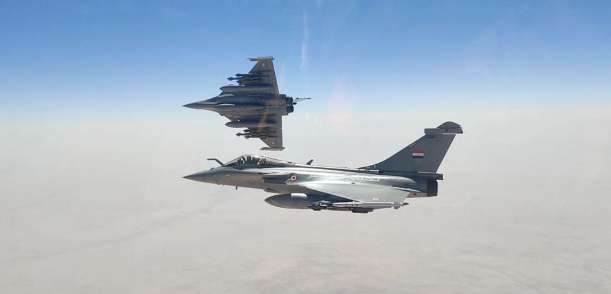 """القوات المسلحة المصرية: اتفاقية بين مصر وفرنسا لتوريد 30 طائرة """"رافال"""""""