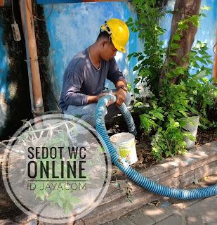 Harga Sedot Wc Surabaya Terbaru