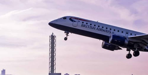 London City .. The first airport to control air traffic through a digital tower