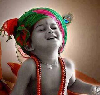 Awesome Bal Krishna  Asthami Whatsapp DP