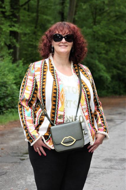 Ü50 Blog, Ü50 Mode, Ethno, Lulu Guinnes Tasche, Puma Fenty