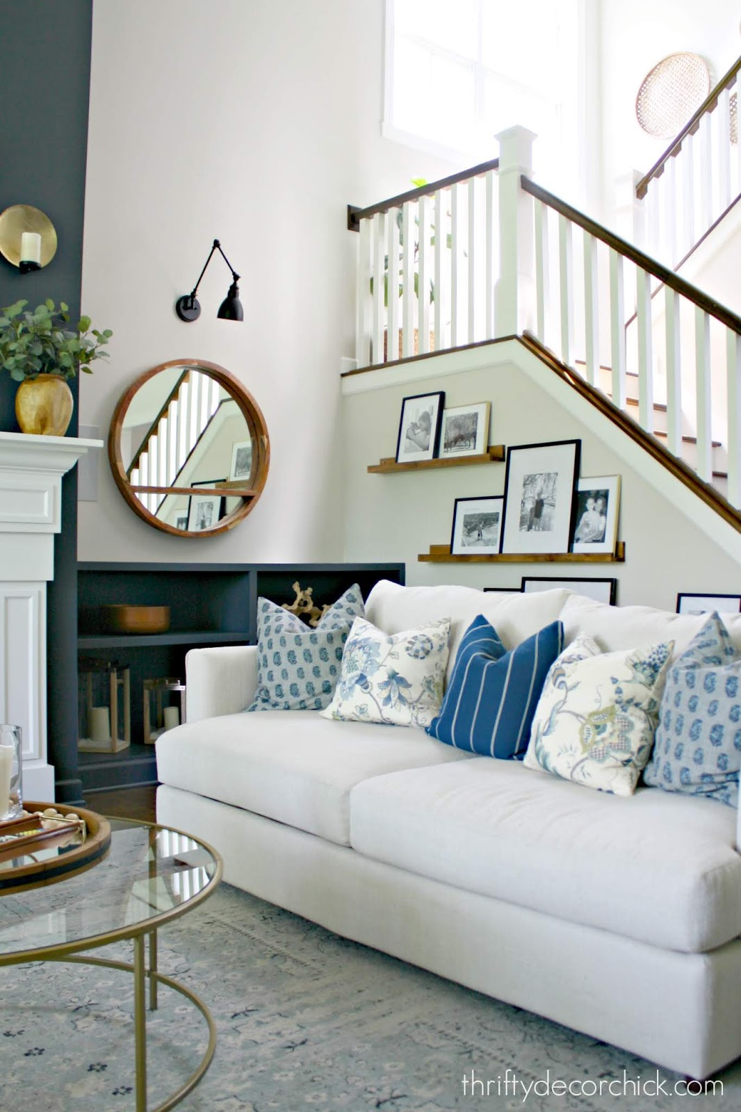 The Pottery Barn Look For Way Less From Thrifty Decor Chick