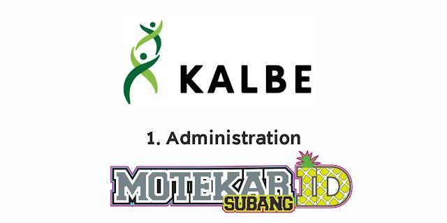 Info Lowongan Kerja PT Kalbe Farma Tbk Maret 2021 - Motekar Subang