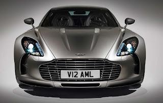 """""""Aston Martin One-77"""""""
