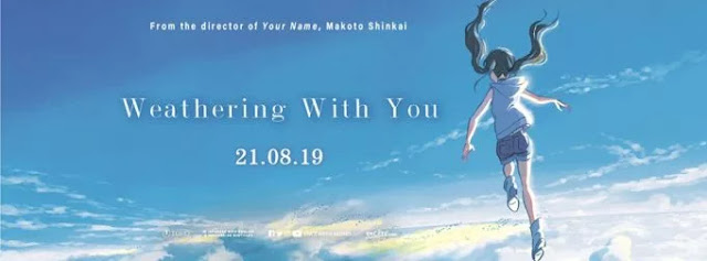 Weathering With You Tayang di Indonesia