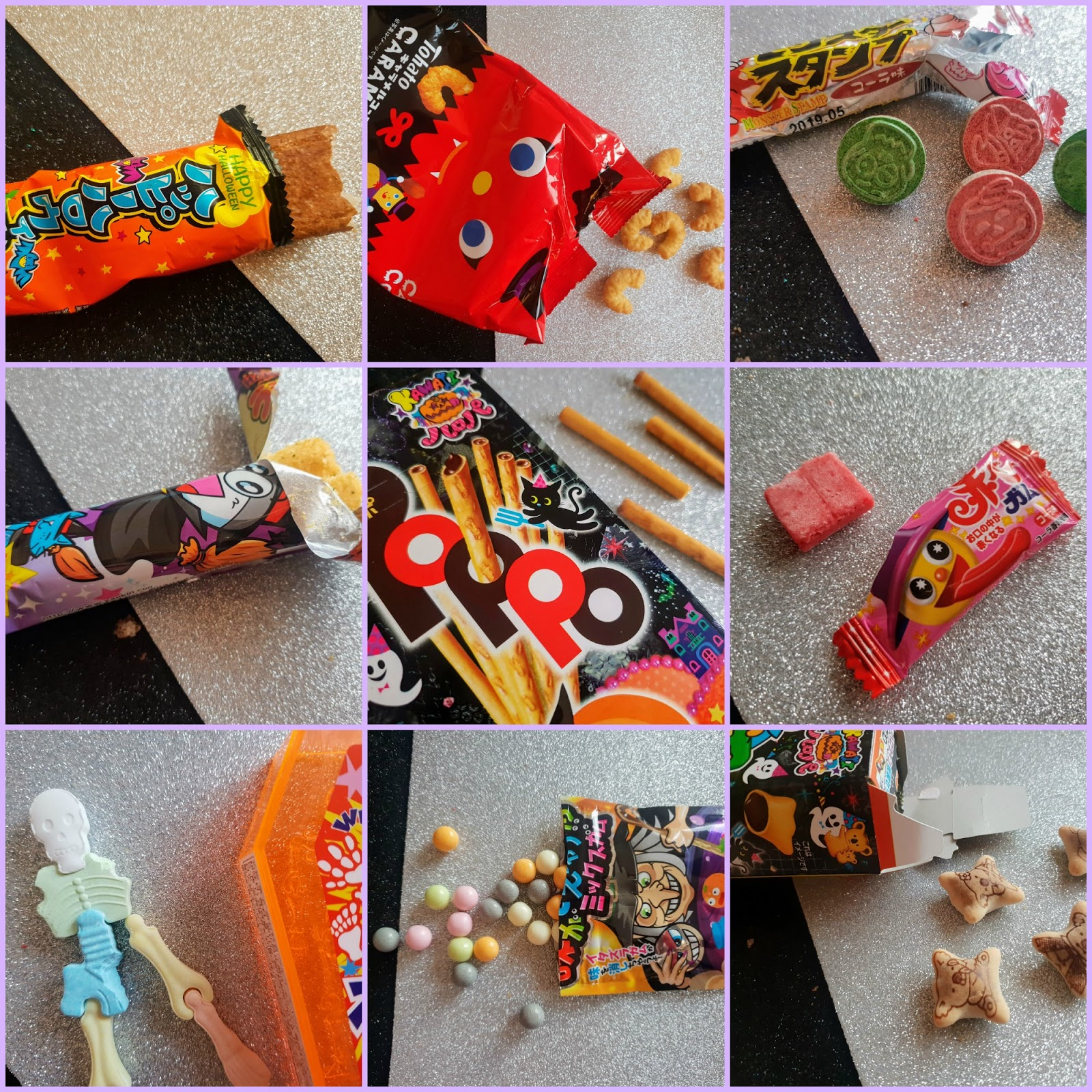Japan Candy Box 'Halloween Edition'   Review