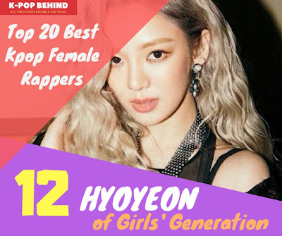 Hyoyeon of Girls' Generation